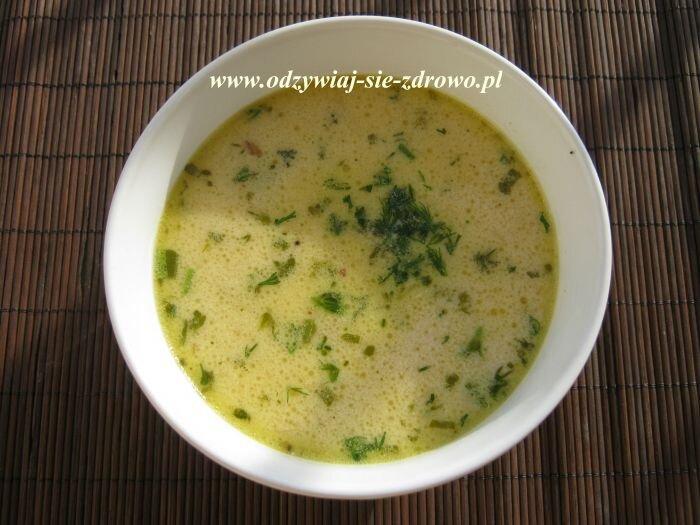 Najlepsza zupa kurkowa