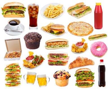 Przetworzona żywność
