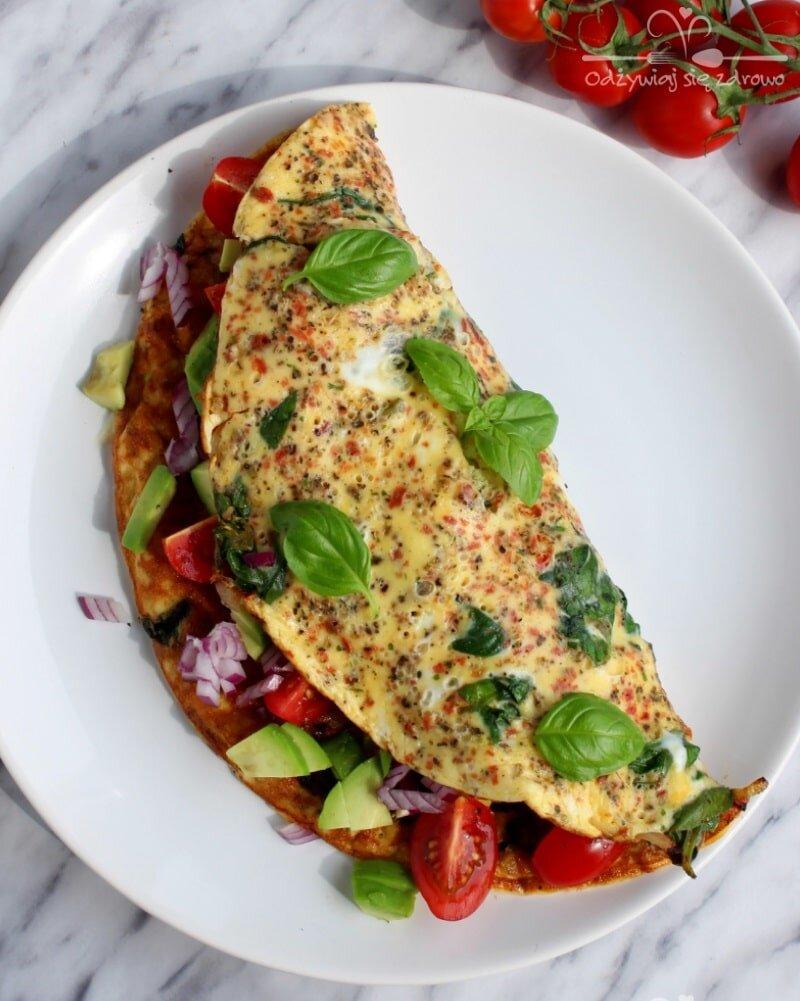Omlet wytrawny foodbook