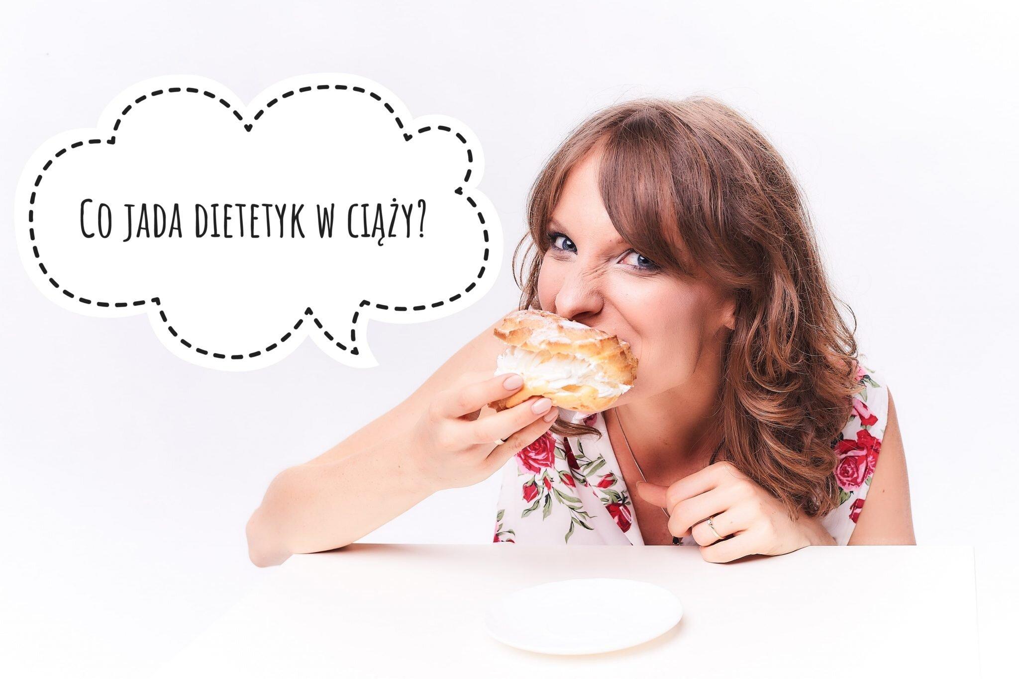 Dietetyk w ciąży - moje luźne przemyślenia - banner