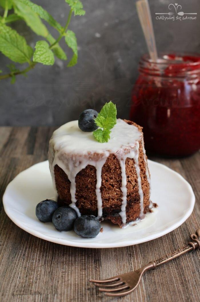 Szybkie ciasto w kubku Mug cake