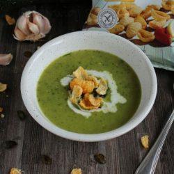 Zupa krem z cukinii i ziemniaków miniatura