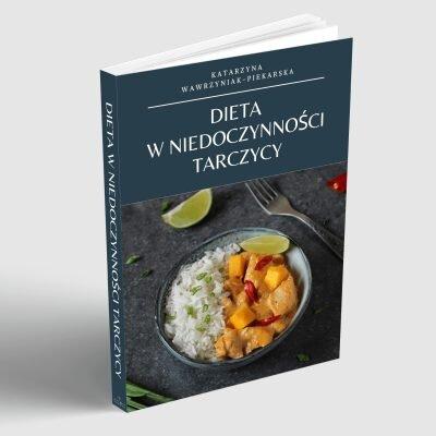 E-book Dieta w niedoczynności tarczycy
