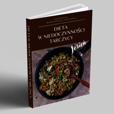 E-book Dieta w niedoczynności tarczycy (jesień)