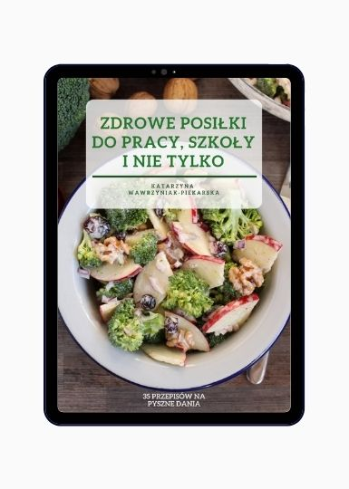 E-book Zdrowe posiłki do pracy, szkoły i nie tylko v7