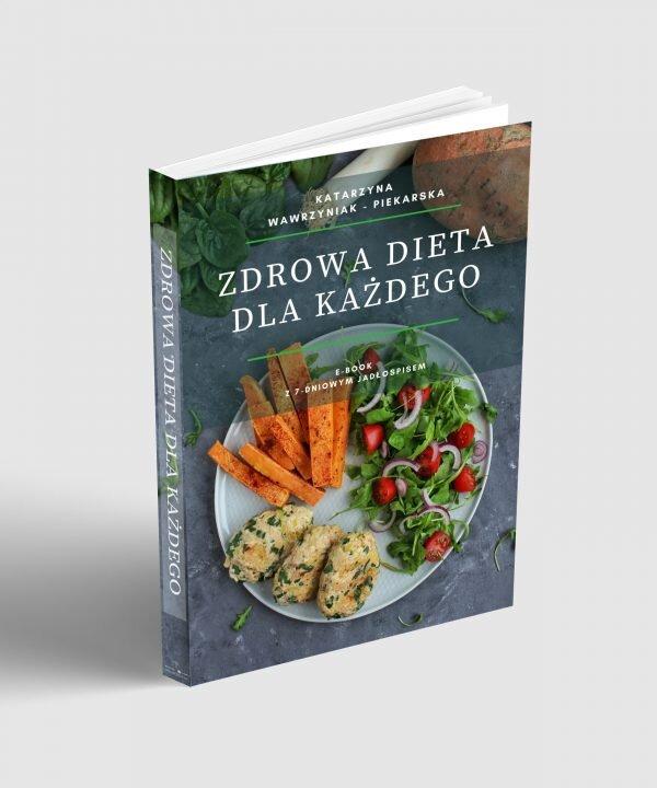 E-book zdrowa dieta dla każdego