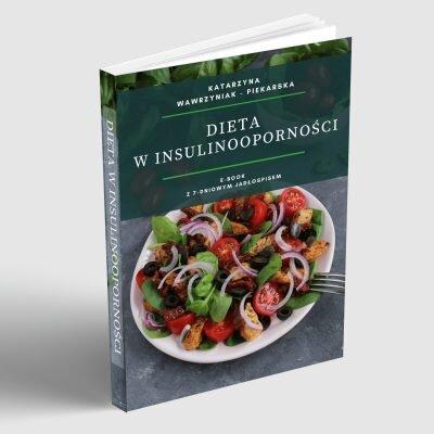 E-book: Dieta w insulinooporności
